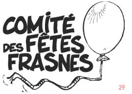 Comité des fêtes de Frasnes